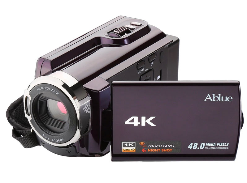 Abule - 4k Camcorder