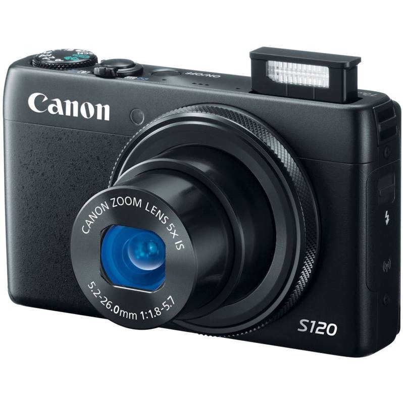 Reader Review: Canon S120
