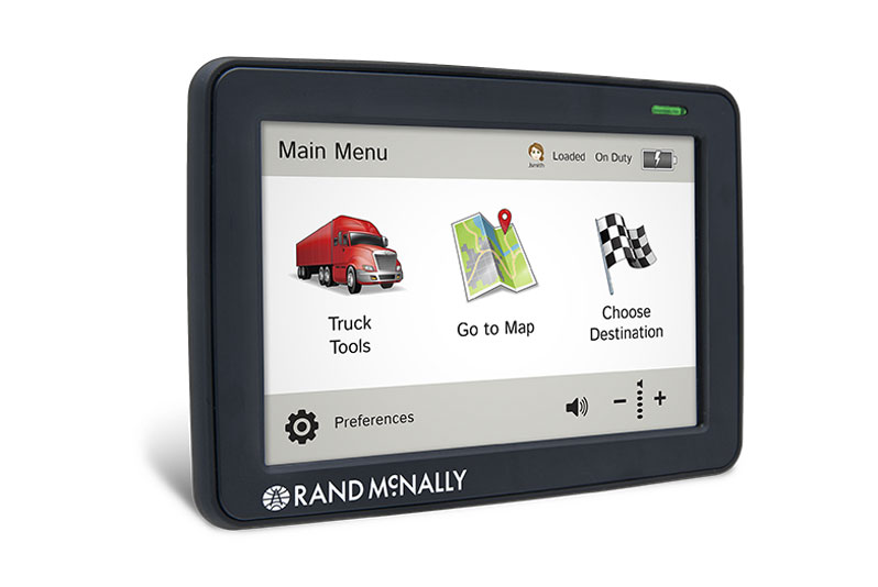 Rand McNally - TND 520 IntelliRoute
