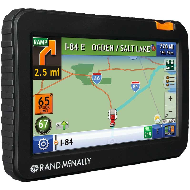 Rand McNally - TND 720 IntelliRoute